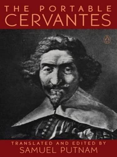 The Portable Cervantes (Portable Library): De Cervantes Saavedra,