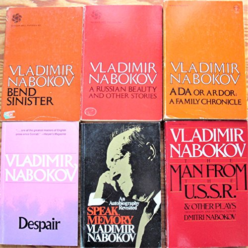 9780140150735: The Portable Nabokov (originally published as Nabokov's Congeries) Selected with the author's collaboration and with a critical introduction by Page Stegner