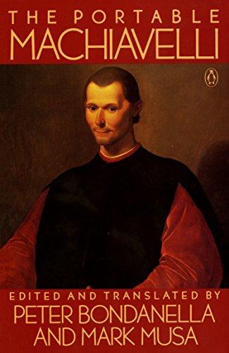 9780140150926: The Portable Machiavelli