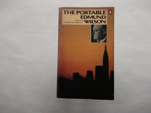 9780140150988: The Portable Edmund Wilson (Viking portable library)