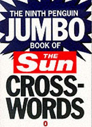 9780140152050: The Ninth Penguin Jumbo Book of the Sun Crosswords: No. 9 (Penguin Crosswords)