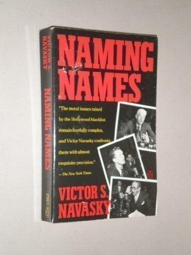 9780140152357: Naming Names