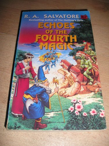 9780140152388: Echoes of the Fourth Magic (Roc)