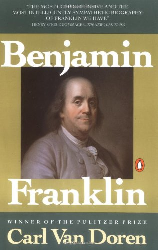 9780140152609: Van Doren Carl : Benjamin Franklin