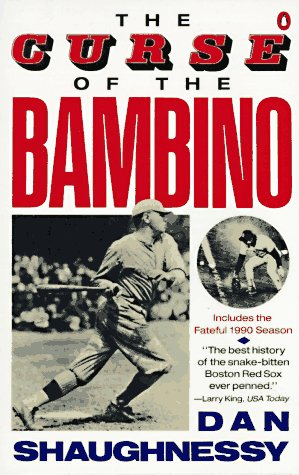 9780140152623: The Curse of the Bambino (Penguin sports library)
