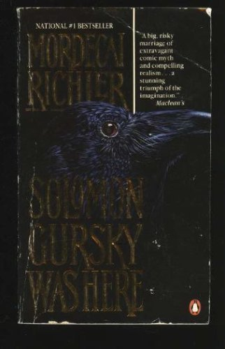 9780140152982: Richler Mordecai : Solomon Gursky Was Here (Us)