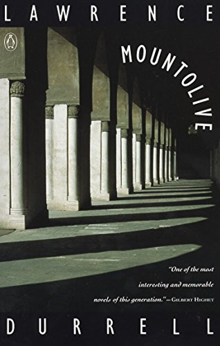 Mountolive (Alexandria Quartet): Lawrence Durrell
