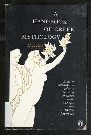9780140153477: Handbook of Greek Mythology