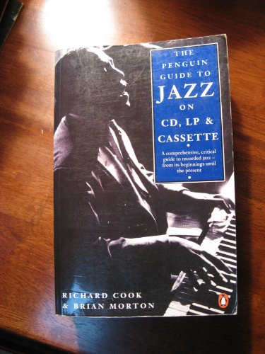 9780140153644: Jazz on CD, LP, and Cassette, The Penguin Guide to: First Edition (Penguin Guide to Jazz on CD)