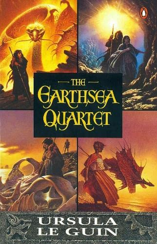 9780140154276: The Earthsea Quartet (Roc)
