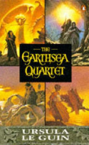 9780140154276: Earthsea: The First Four Books: The First Four Books: A Wizard of Earthsea * The Tombs of Atuan * The Farthest Shore * Tehanu (Roc)