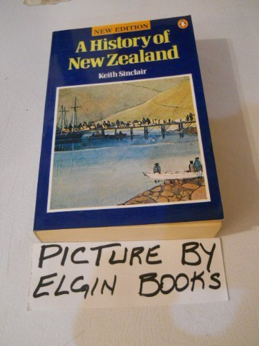 9780140154306: History of NZ (Pelican)