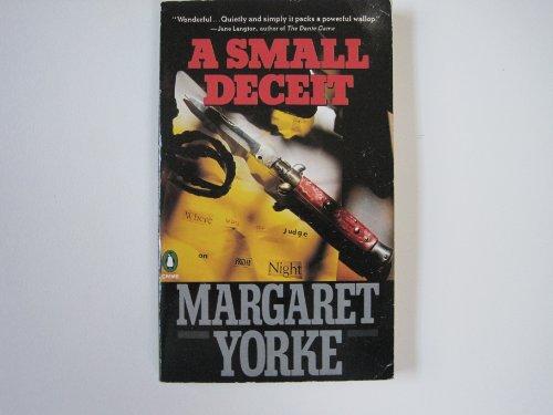 9780140154436: A Small Deceit