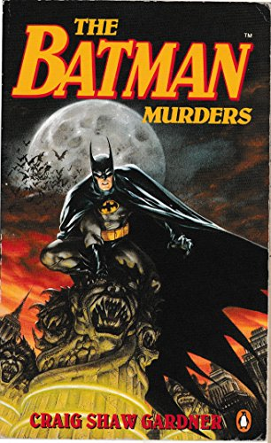 9780140154795: The Batman Murders