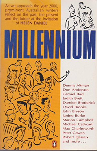 9780140154818: Millennium: Time-Pieces by Australian Writers (A Penguin original)