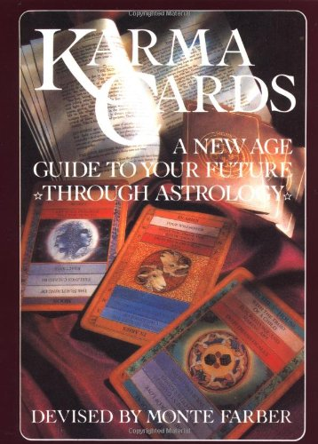 9780140154870: Karma Cards: A New Age Guide to Your Future Through Astrology