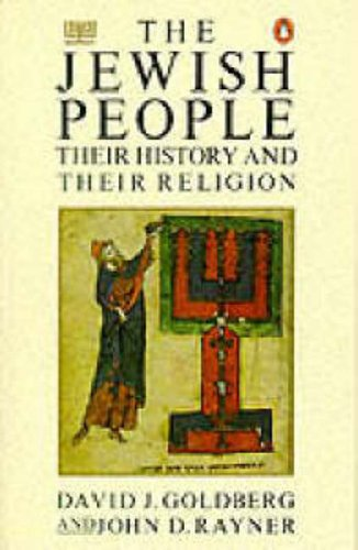 9780140154917: The Jewish People: Their History and Their Religion (Penguin Religion & Mythology)