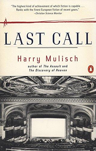 9780140156010: Last Call