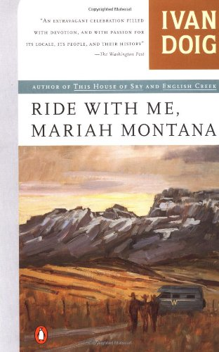 9780140156072: Ride with Me, Mariah Montana (Contemporary American Fiction)
