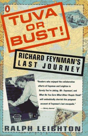 9780140156140: Tuva or Bust!: Richard Feynman's Last Journey