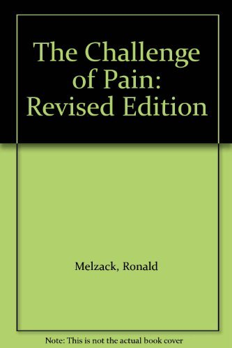 9780140156607: The Challenge of Pain: Revised Edition