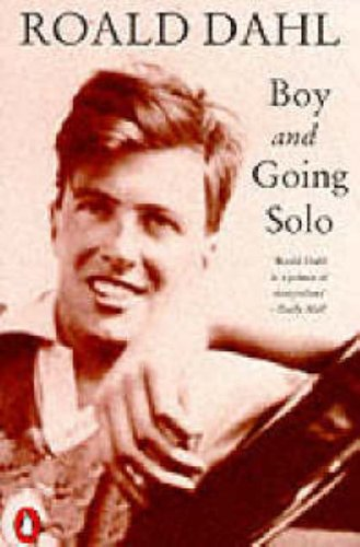 9780140156829: Boy: Tales of Childhood and Going Solo: WITH Tales of Childhood AND Going Solo