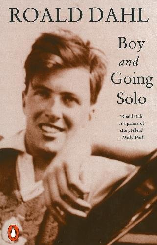 9780140156829: Boy: WITH Tales of Childhood AND Going Solo