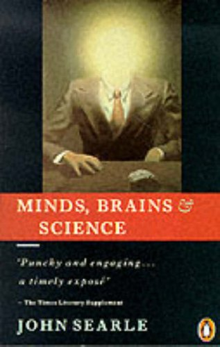 9780140156881: Minds, Brains and Science: The 1984 Reith Lectures (Penguin Philosophy)