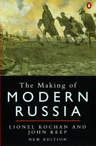 9780140157154: The Making of Modern Russia (Penguin Original)