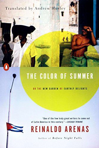9780140157192: The Color of Summer: or The New Garden of Earthly Delights (Pentagonia)