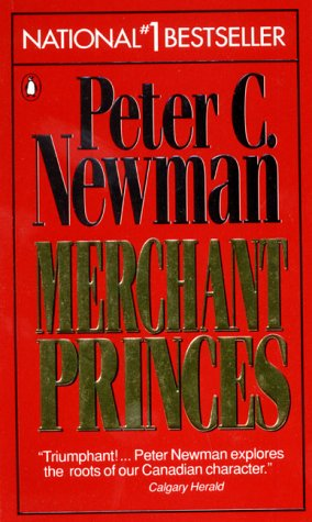 9780140158205: Merchant Princes