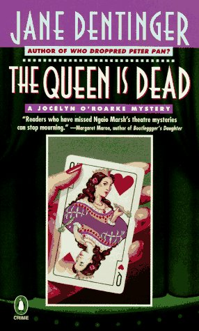 9780140158359: The Queen Is Dead: A Jocelyn O'Rourke Mystery (Jocelyn O'Roarke Mystery)