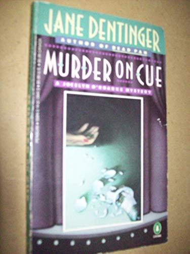 9780140158410: Murder on Cue (Jocelyn O'Roarke Mystery)