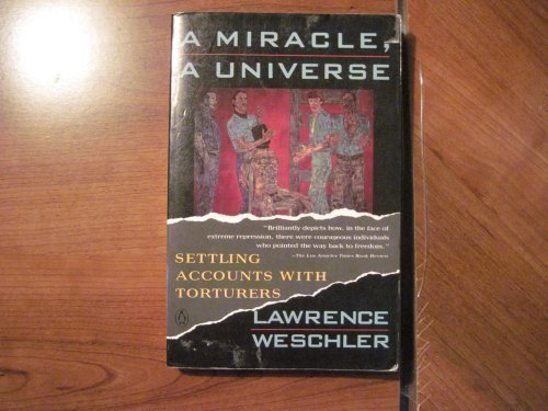 9780140158441: A Miracle, a Universe: Settling Accounts with Torturers
