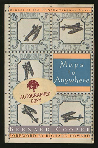 9780140158458: Maps to Anywhere