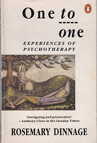 9780140158649: One to One: Experiences of Psychotherapy (Penguin psychology)