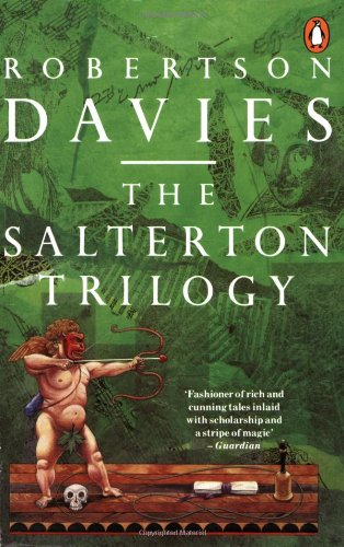 9780140159790: The Salterton Triology: Tempest-Tost, Leaven of Malice, a Mixture of Frailties.