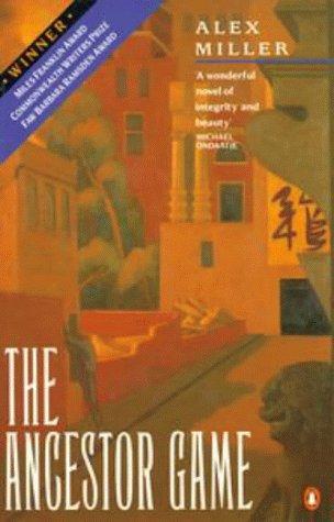 9780140159875: The Ancestor Game (A Penguin original)