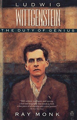 9780140159950: Monk Ray : Ludwig Wittgenstein