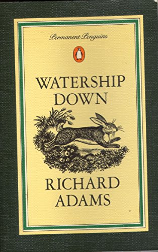 9780140160024: Watership Down (Permanent S.)