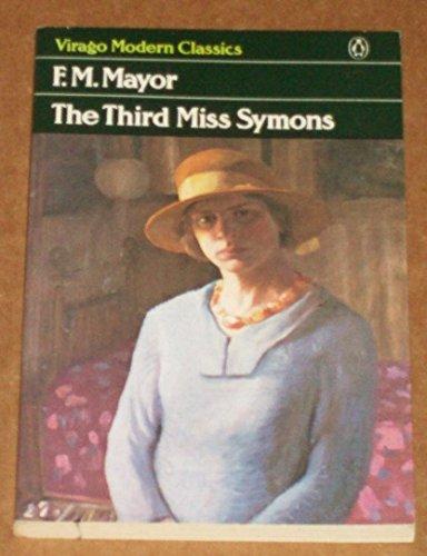 9780140161793: Third Miss Symons (Virago Modern Classic)