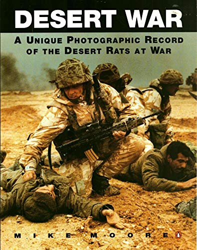 9780140165135: Desert War: A Unique Photographic Record of the Desert Rats at War