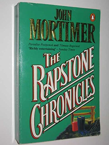 9780140165319: Rapstone Chronicles