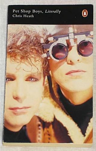 Pet Shop Boys, Literally: Heath, Chris