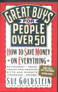 9780140165418: Great Buys for People Over 50 (How to save Money on Everything)