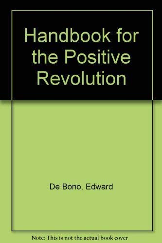 9780140165456: Handbook for the Positive Revolution