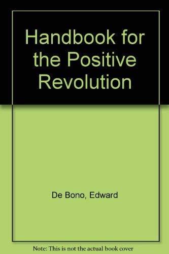 9780140165456: Handbook For the Positive Revolution