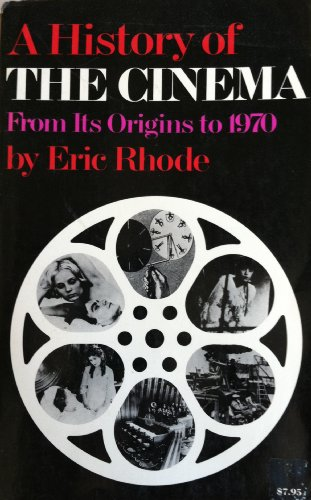 9780140166002: A History of the Cinema from Its Origins to 1970
