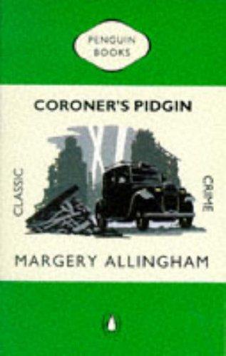 9780140166118: Coroner's Pidgin (Penguin Classic Crime)
