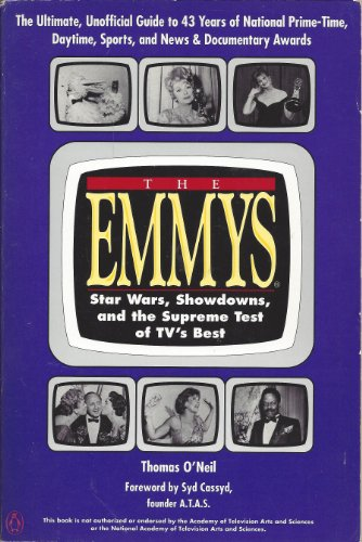 9780140166569: O'Neil Thomas : Emmy Awards